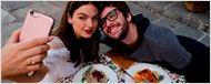 Amor.com: Comédia romântica com Ísis Valverde e Gil Coelho ganha primeiro cartaz (Exclusivo)