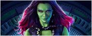 Zoe Saldana conta como gostaria que fosse a morte de Thanos