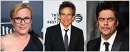 Patricia Arquette e Benicio Del Toro vão protagonizar série de Ben Stiller