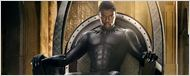 Pantera Negra ganha novas imagens com o elenco