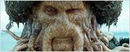 Ator que interpreta Davy Jones não sabia que seu personagem estava em Piratas do Caribe 5