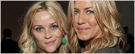 Apple encomenda duas temporadas de nova série com Jennifer Aniston e Reese Witherspoon