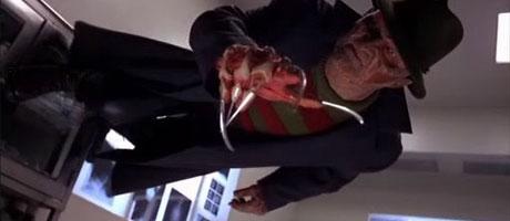 """Filme """"O Novo Pesadelo - O retorno de Freddy Krueger"""""""