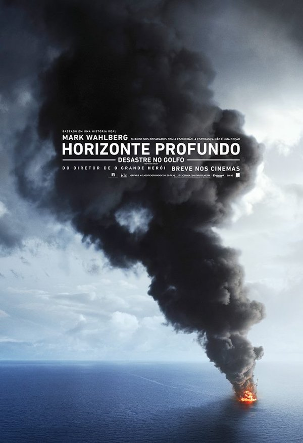 Horizonte Profundo - Desastre no Golfo
