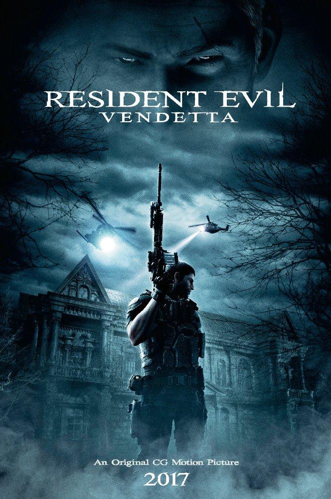 Resident Evil Vendetta Dublado – Filme Online