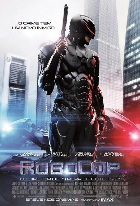 Robocop (2014) Dublado – Filme Online