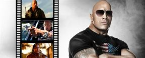 10 filmes de a&#231;&#227;o com Dwayne Johnson