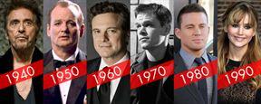 Qual celebridade do cinema nasceu no mesmo ano que você?