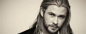 Chris Hemsworth é o homem mais sexy do mundo