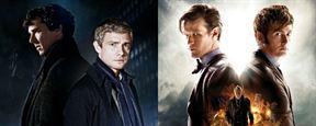 Sherlock e Doctor Who serão exibidas no Brasil pela TV Cultura