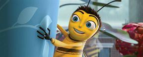 Sabia que existe uma estampa de camiseta com todo o roteiro de Bee Movie - A História de uma Abelha?