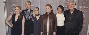 """""""Ela se torna um pouco rainha do crime"""", diz Taylor Schilling sobre a quarta temporada de Orange is the New Black"""