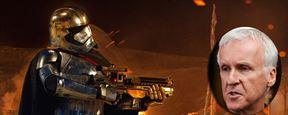 Questionado sobre Star Wars - O Despertar da Força, James Cameron diz que prefere os filmes de George Lucas