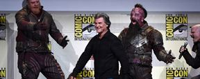 Comic-Con 2016: Guardiões da Galáxia Vol. 2 traz Kurt Russell como pai do Senhor das Estrelas