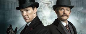 Comic-Con 2016: Sherlock não terá crossover com Doctor Who