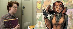 A Barb de Stranger Things também quer ser a Garota Esquilo agora
