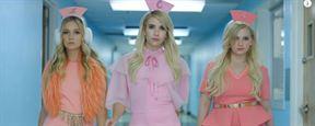 As Chanels voltam poderosas no teaser da segunda temporada de Scream Queens