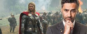 Diretor de Thor 3 divulga imagem do falso documentário que explica o que o Deus do Trovão estava fazendo durante Guerra Civil
