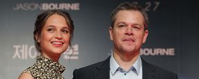 Paul Greengrass diz que o futuro da franquia Bourne está em Alicia Vikander e Riz Ahmed