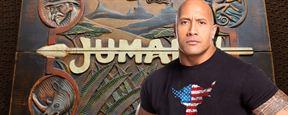 Jumanji será uma sequência, e não uma refilmagem, explica Dwayne Johnson