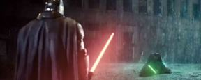 Zack Snyder cria trailer de Batman Vs Superman com elementos de Star Wars em vídeo