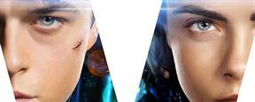 Cara Delevingne e Dane DeHaan dominam o novo cartaz de Valerian e a Cidade dos Mil Planetas