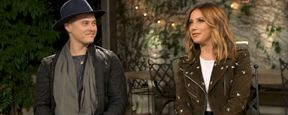 Ashley Tisdale e Lucas Grabeel se reencontram para cantar música de High School Musical