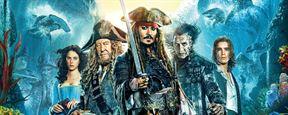 Amigos do AdoroCinema: Piratas do Caribe - A Vingança de Salazar diverte mas não inova, explicam blogueiros
