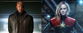 Comic-Con 2017: Nick Fury é confirmado (com os dois olhos) em Capitã Marvel