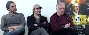 """""""Eu ajudei a destruir as minhas mãos"""": O músico João Carlos Martins e a equipe de João, o Maestro discutem a busca pela perfeição (Exclusivo)"""