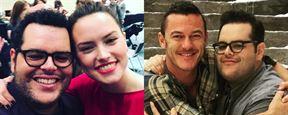 Daisy Ridley, Josh Gad e Luke Evans podem estrelar nova comédia sobre super-heróis