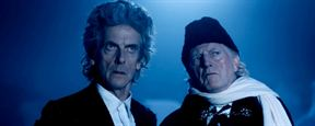Doctor Who: Peter Capaldi e o Primeiro Doutor trabalham juntos em novo vídeo do especial de Natal