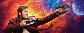 James Gunn divulga o roteiro de Guardiões da Galáxia Vol. 2