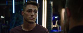 Arrow: Colton Haynes vai voltar a interpretar Roy Harper em um curto arco da 6ª temporada