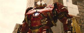 Vingadores: Guerra Infinita apresenta detalhes do novo visual da Hulkbuster