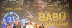 Mostra de Tiradentes 2018: Babu Santana se emociona em homenagem na abertura do festival