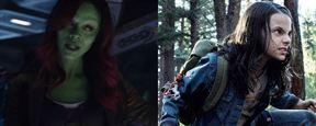 Vingadores - Guerra Infinita: Diretores compartilham cartaz de fã inspirado em Logan