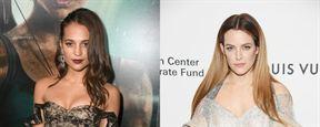 Alicia Vikander e Riley Keough negociam para estrelar suspense da Netflix