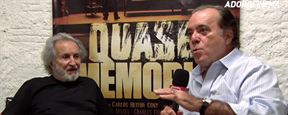 "Quase Memória: Tony Ramos e Ruy Guerra explicam porque ""a realidade é menos importante do que a magia"" (Exclusivo)"