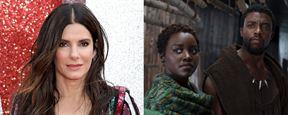 Sandra Bullock exalta a relevância de Pantera Negra