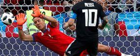 Copa do Mundo: Goleiro da Islândia que defendeu pênalti de Messi é um cineasta de mão cheia