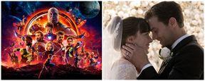 Os filmes mais vistos no Brasil em 2018 (até agora)