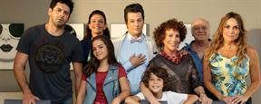 Marcelo Serrado precisa lidar com vários parentes abusados no trailer de Crô em Família