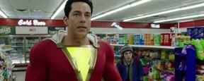 Shazam!: Trailer traz easter-eggs da Liga da Justiça, revela diretor