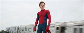 Homem-Aranha estreia novo uniforme nas gravações de Longe de Casa