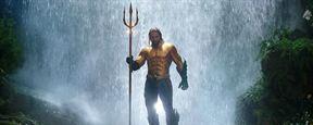Aquaman: Warner divulga novos cartazes do filme