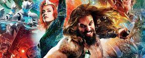 Aquaman estreia primeiro na China com resultados impressionantes