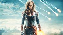 Capitã Marvel: Final original do filme seria diferente