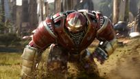 Nova arte de Vingadores: Ultimato revela Hulkbuster