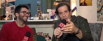 Chorar de Rir: Visitamos as filmagens da comédia com Leandro Hassum no papel de um humorista em crise (Exclusivo)